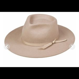 Accessories - Lack of Color Zulu fedora hat NEW